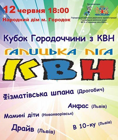 Кубок Городоччини з КВН