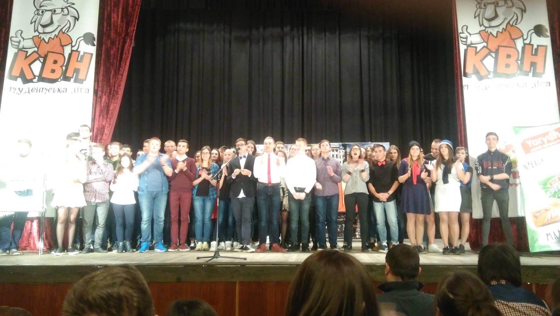 Результат фестивалю Університетська Осінь 2016
